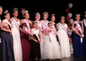 2017 Strawberry Fest Coronation