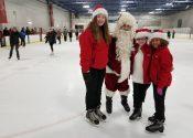 2017 Skate with Santa